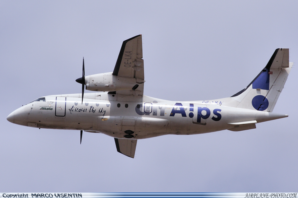 Photo Air Alps Dornier Do-328-110