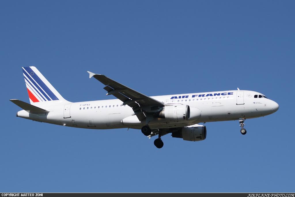 Photo air france airbus a320 211 for Airbus a320 air france interieur