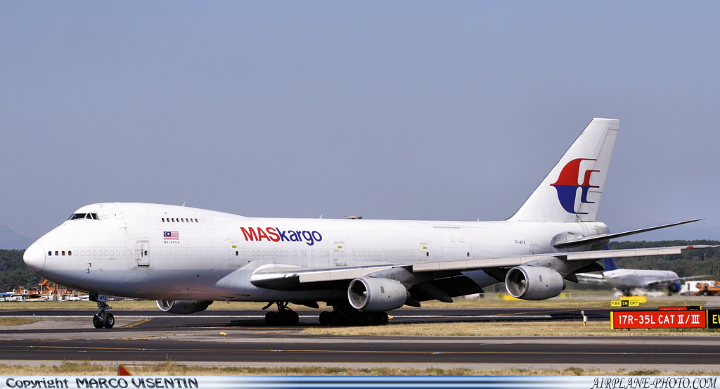 Photo MASkargo Boeing 747-236B(SF)
