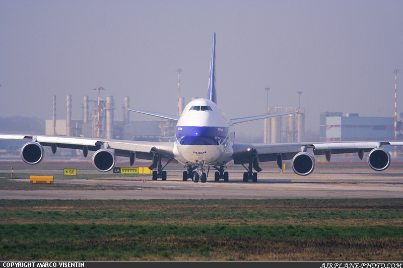 Photo Nippon Cargo Airlines - NCA Boeing 747-400 F
