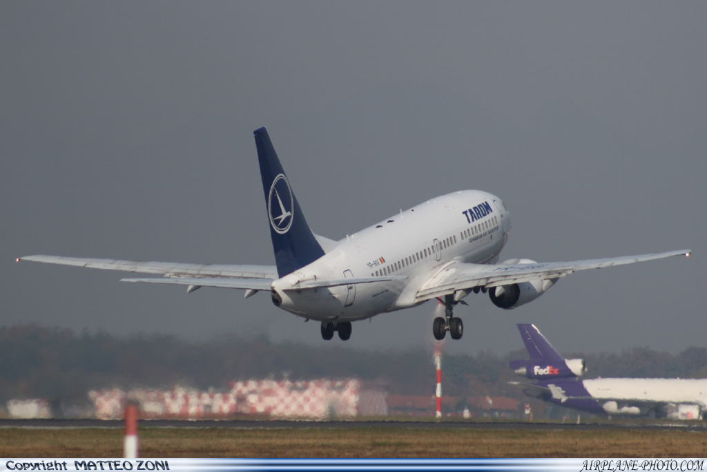 Photo Tarom Boeing 737-78J