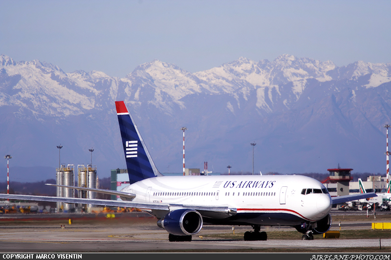 Photo US Airways Boeing 767-2B7/ER