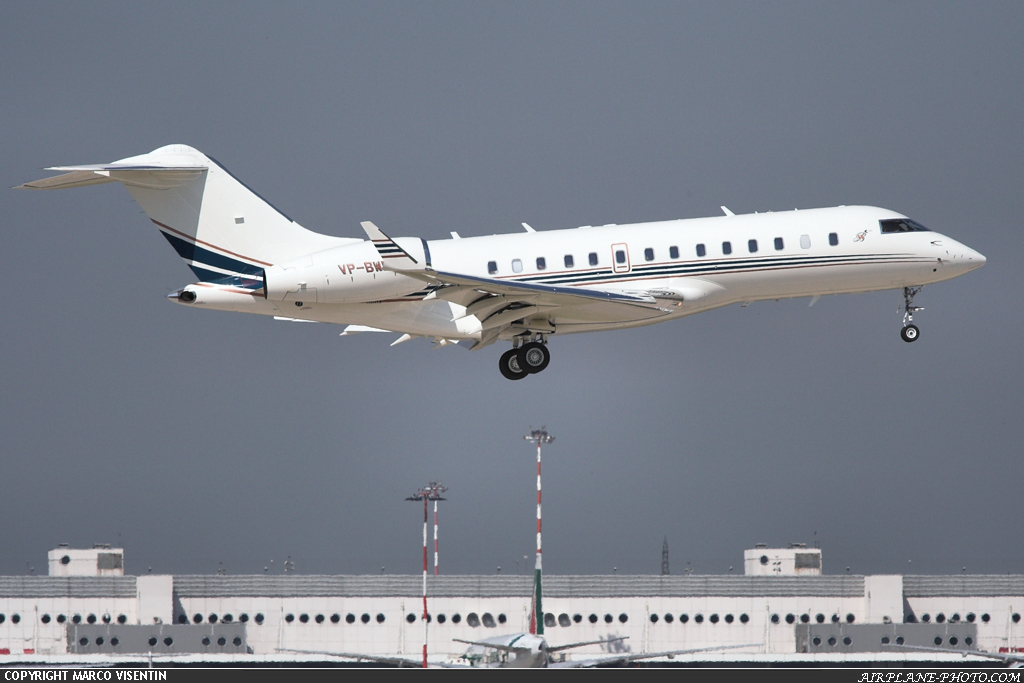 Photo Untitled Bombardier BD-700-1A11 Global 5000