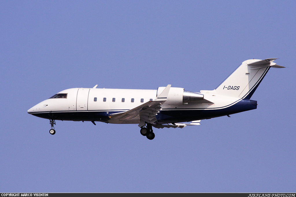 Photo Untitled Canadair CL-600-2B16 Challenger 601-3A