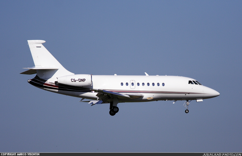 Photo Untitled Dassault Falcon 2000