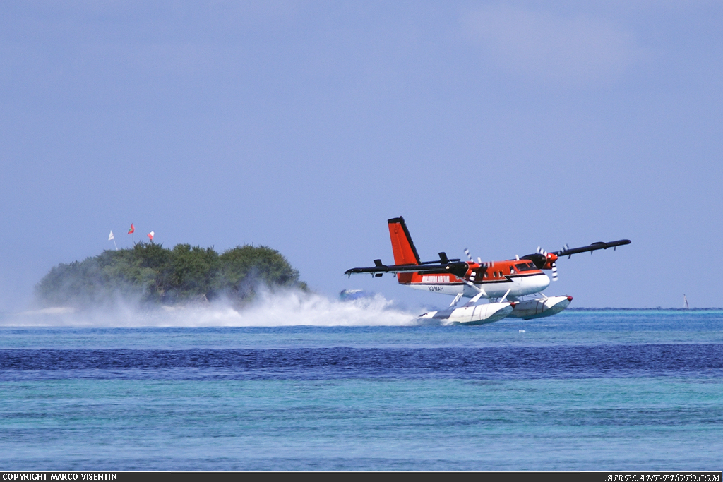 Photo Maldivian Air Taxi De Havilland Canada DHC-6-300 Twin Otter