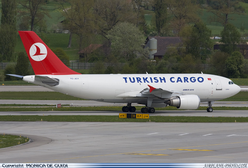 Photo Turkish Airlines Cargo Airbus A310-304(F)