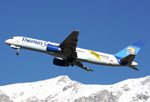 Thomas Cook Boeing 757-28A