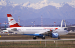 Austrian Airlines Airbus A319-112