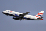 British Airways Airbus A319-131