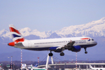 British Airways Airbus A320-211