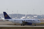 Cyprus Airways Airbus A319-132