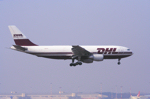 DHL (European Air Transport - EAT) Airbus A300B4-203(F)