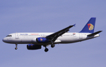 Egypt Air Airbus A320-231