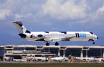 Itali Airlines McDonnell Douglas MD-82 (DC-9-82)