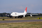 Japan Airlines - JAL Boeing 747-446