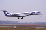 LOT - Polish Airlines / Polskie Linie Lotnicze Embraer EMB-145MP