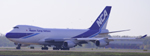 Nippon Cargo Airlines - NCA Boeing 747-400 F
