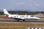 Private Cessna 550 Citation II