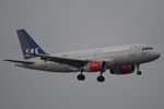 Scandinavian Airlines - SAS Airbus A319-132