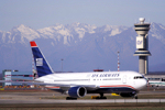 US Airways Boeing 767-2B7/ER