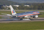 American Airlines Boeing 767-323/ER