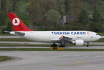 Turkish Airlines Cargo Airbus A310-304(F)