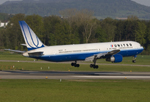 United Airlines Boeing 767-322/ER